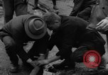 Image of American soldiers Gemunden Germany, 1945, second 56 stock footage video 65675071585