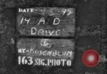 Image of 14th Armored Division Gemunden Germany, 1945, second 2 stock footage video 65675071591