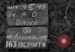 Image of 14th Armored Division Gemunden Germany, 1945, second 2 stock footage video 65675071594
