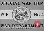 Image of walkie-talkie United States USA, 1943, second 10 stock footage video 65675071596