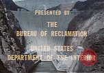 Image of Hoover Dam United States USA, 1962, second 30 stock footage video 65675071601