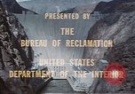 Image of Hoover Dam United States USA, 1962, second 34 stock footage video 65675071601