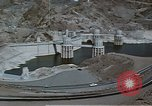 Image of Hoover Dam United States USA, 1962, second 44 stock footage video 65675071601