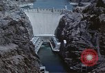 Image of Hoover Dam United States USA, 1962, second 60 stock footage video 65675071601