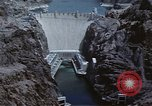 Image of Hoover Dam United States USA, 1962, second 62 stock footage video 65675071601