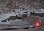 Image of Hoover Dam Nevada United States USA, 1962, second 2 stock footage video 65675071607