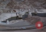 Image of Hoover Dam Nevada United States USA, 1962, second 3 stock footage video 65675071607