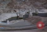 Image of Hoover Dam Nevada United States USA, 1962, second 5 stock footage video 65675071607