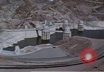 Image of Hoover Dam Nevada United States USA, 1962, second 6 stock footage video 65675071607