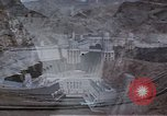 Image of Hoover Dam Nevada United States USA, 1962, second 8 stock footage video 65675071607