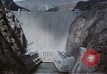 Image of Hoover Dam Nevada United States USA, 1962, second 9 stock footage video 65675071607
