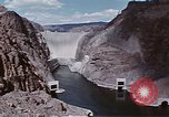 Image of Hoover Dam Nevada United States USA, 1962, second 27 stock footage video 65675071607