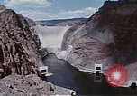 Image of Hoover Dam Nevada United States USA, 1962, second 30 stock footage video 65675071607