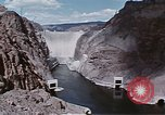 Image of Hoover Dam Nevada United States USA, 1962, second 32 stock footage video 65675071607
