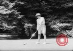Image of golf New Jersey United States USA, 1961, second 14 stock footage video 65675071618