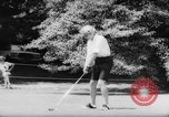 Image of golf New Jersey United States USA, 1961, second 18 stock footage video 65675071618