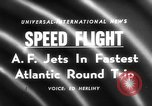 Image of United States Air Force jets United States USA, 1958, second 3 stock footage video 65675071620