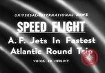 Image of United States Air Force jets United States USA, 1958, second 4 stock footage video 65675071620