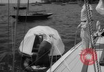 Image of life raft New York United States USA, 1958, second 23 stock footage video 65675071622
