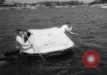 Image of life raft New York United States USA, 1958, second 40 stock footage video 65675071622