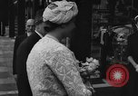 Image of Princess Grace Brussels Belgium, 1958, second 27 stock footage video 65675071623
