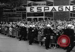 Image of Princess Grace Brussels Belgium, 1958, second 38 stock footage video 65675071623