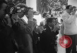 Image of Mamie Eisenhower with Latin American beauty queens Washington DC USA, 1958, second 19 stock footage video 65675071624