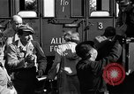 Image of liberated orphan children from Buchenwald Concentration Camp Buchenwald Germany, 1945, second 19 stock footage video 65675071632