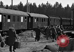Image of liberated orphan children from Buchenwald Concentration Camp Buchenwald Germany, 1945, second 21 stock footage video 65675071632