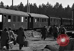 Image of liberated orphan children from Buchenwald Concentration Camp Buchenwald Germany, 1945, second 22 stock footage video 65675071632