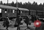 Image of liberated orphan children from Buchenwald Concentration Camp Buchenwald Germany, 1945, second 25 stock footage video 65675071632