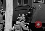 Image of liberated orphan children from Buchenwald Concentration Camp Buchenwald Germany, 1945, second 33 stock footage video 65675071632