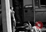 Image of liberated orphan children from Buchenwald Concentration Camp Buchenwald Germany, 1945, second 52 stock footage video 65675071632