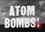 Image of atom bomb Bikini Atoll Marshall Islands, 1946, second 21 stock footage video 65675071634