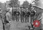 Image of burial service Germany, 1945, second 8 stock footage video 65675071656