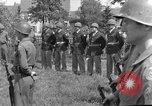 Image of burial service Germany, 1945, second 11 stock footage video 65675071656