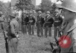 Image of burial service Germany, 1945, second 12 stock footage video 65675071656
