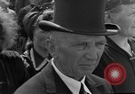 Image of burial service Germany, 1945, second 23 stock footage video 65675071656
