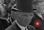 Image of burial service Germany, 1945, second 26 stock footage video 65675071656