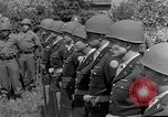 Image of burial service Germany, 1945, second 28 stock footage video 65675071656