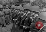 Image of burial service Germany, 1945, second 29 stock footage video 65675071656