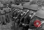 Image of burial service Germany, 1945, second 32 stock footage video 65675071656