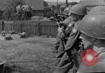 Image of burial service Germany, 1945, second 50 stock footage video 65675071656