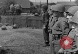 Image of burial service Germany, 1945, second 51 stock footage video 65675071656