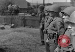 Image of burial service Germany, 1945, second 52 stock footage video 65675071656