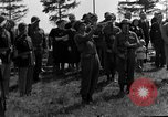 Image of burial service Germany, 1945, second 53 stock footage video 65675071656