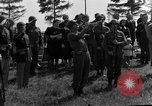 Image of burial service Germany, 1945, second 54 stock footage video 65675071656