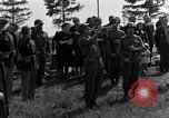 Image of burial service Germany, 1945, second 56 stock footage video 65675071656