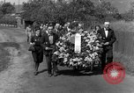 Image of burial service Germany, 1945, second 8 stock footage video 65675071658