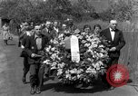 Image of burial service Germany, 1945, second 10 stock footage video 65675071658